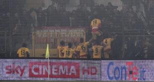 Karamoko Cissè esulta in US Avellino v Benevento Calcio - Serie B