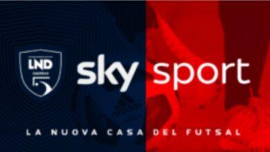 Calcio a 5 Sky Sport - foto Divisione Calcio a 5