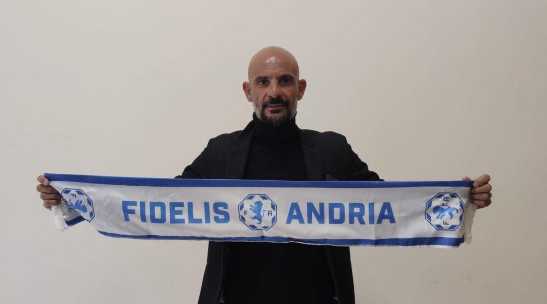 Ciro Ginestra - Foto Sito Ufficiale Fidelis Andria